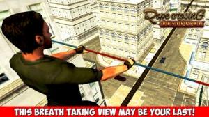 iPhone、iPadアプリ「Rope Crossing VR : An Amazing Virtual Adventure」のスクリーンショット 3枚目