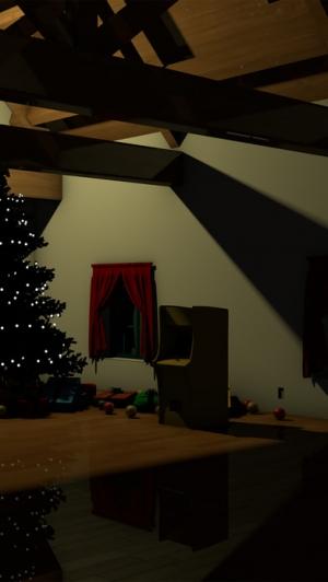 iPhone、iPadアプリ「脱出ゲーム Christmas Eve」のスクリーンショット 2枚目