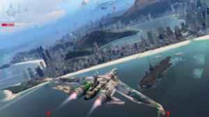 iPhone、iPadアプリ「Sky Gamblers - Infinite Jets」のスクリーンショット 4枚目