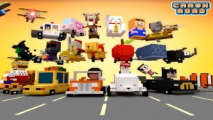 iPhone、iPadアプリ「CrashRoad」のスクリーンショット 3枚目