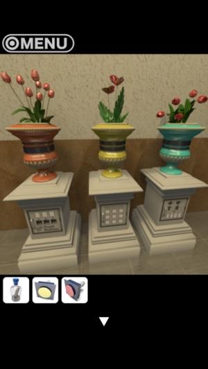 iPhone、iPadアプリ「脱出ゲーム MONSTER ROOM2」のスクリーンショット 3枚目