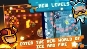 iPhone、iPadアプリ「Soul Knight」のスクリーンショット 2枚目
