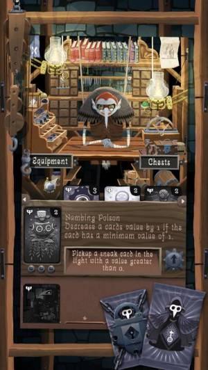 iPhone、iPadアプリ「Card Thief」のスクリーンショット 5枚目