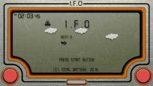 iPhone、iPadアプリ「I.F.O」のスクリーンショット 1枚目