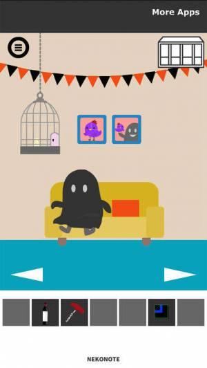 iPhone、iPadアプリ「脱出ゲーム 小人を探せ!」のスクリーンショット 2枚目