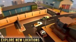 iPhone、iPadアプリ「Reckless Getaway 2」のスクリーンショット 4枚目