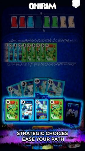 iPhone、iPadアプリ「Onirim - Solitaire Card Game」のスクリーンショット 4枚目