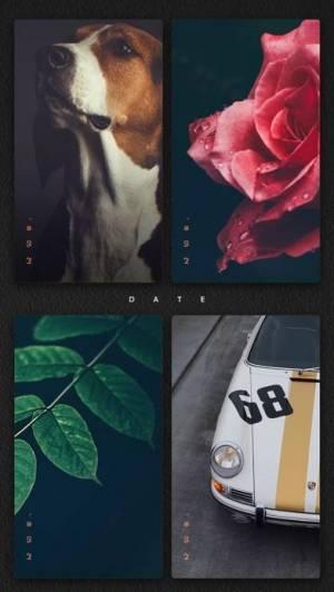 iPhone、iPadアプリ「nomo cam - instant film camera」のスクリーンショット 2枚目