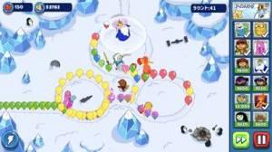 iPhone、iPadアプリ「Bloons Adventure Time TD」のスクリーンショット 1枚目