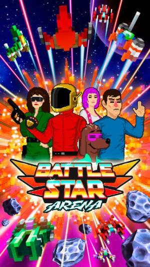 iPhone、iPadアプリ「Battle Star Arena」のスクリーンショット 1枚目