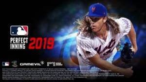 iPhone、iPadアプリ「MLB パーフェクトイニング 2019」のスクリーンショット 1枚目