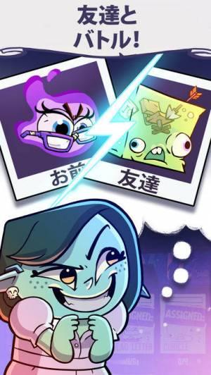 iPhone、iPadアプリ「Dungeon, Inc.」のスクリーンショット 5枚目