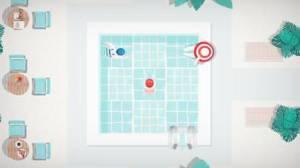 iPhone、iPadアプリ「Swim Out」のスクリーンショット 3枚目