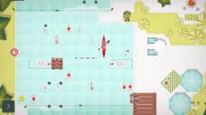 iPhone、iPadアプリ「Swim Out」のスクリーンショット 4枚目