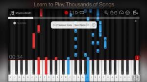 iPhone、iPadアプリ「Player Piano 3D」のスクリーンショット 3枚目