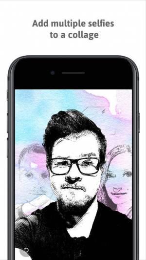 iPhone、iPadアプリ「Portrait by img.ly」のスクリーンショット 3枚目