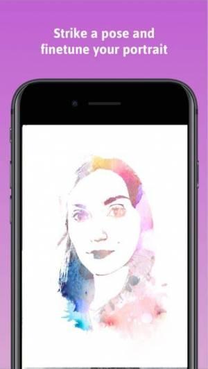 iPhone、iPadアプリ「Portrait by img.ly」のスクリーンショット 4枚目