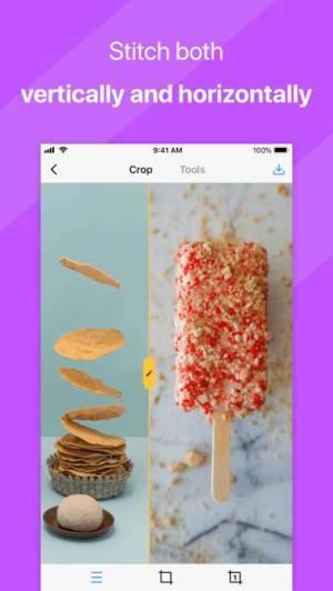 iPhone、iPadアプリ「Picsew - Screenshot Stitching」のスクリーンショット 2枚目