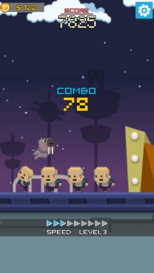 iPhone、iPadアプリ「Just+Jump」のスクリーンショット 4枚目