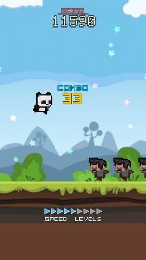 iPhone、iPadアプリ「Just+Jump」のスクリーンショット 3枚目