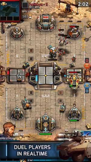 iPhone、iPadアプリ「Warzone「戦争ゾーン」」のスクリーンショット 5枚目