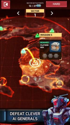 iPhone、iPadアプリ「Warzone「戦争ゾーン」」のスクリーンショット 1枚目