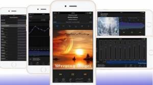 iPhone、iPadアプリ「KaiserTone Medley - ハイレゾ音楽」のスクリーンショット 1枚目
