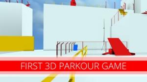iPhone、iPadアプリ「Parkour-GO」のスクリーンショット 1枚目