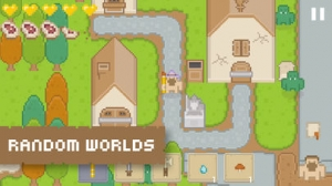 iPhone、iPadアプリ「Island Survival - Pixel Paradise」のスクリーンショット 2枚目