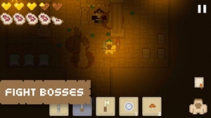 iPhone、iPadアプリ「Island Survival - Pixel Paradise」のスクリーンショット 4枚目