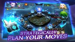iPhone、iPadアプリ「Dicast : Rules of Chaos」のスクリーンショット 4枚目