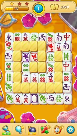iPhone、iPadアプリ「Mahjong City Tours」のスクリーンショット 3枚目