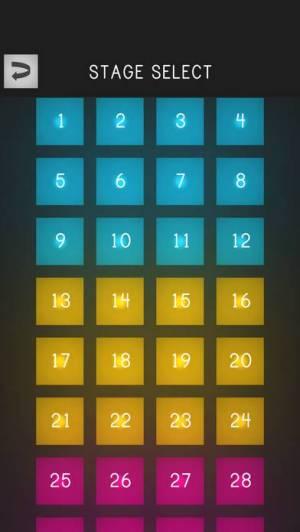 iPhone、iPadアプリ「Dualtris - 二重になったブロックパズル」のスクリーンショット 4枚目