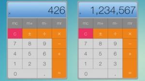 iPhone、iPadアプリ「Calculator - PRO」のスクリーンショット 4枚目