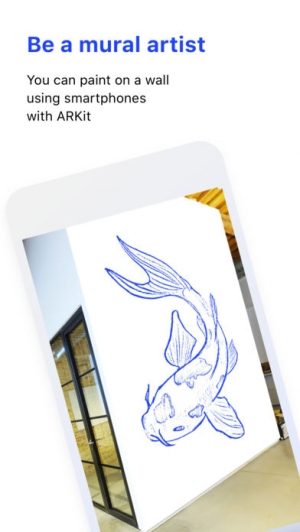 iPhone、iPadアプリ「SketchAR: how to draw with AR」のスクリーンショット 5枚目