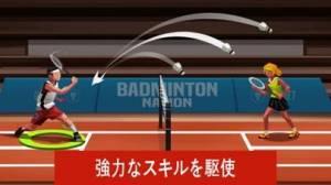 iPhone、iPadアプリ「Badminton League」のスクリーンショット 4枚目