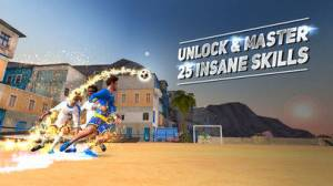 iPhone、iPadアプリ「SkillTwins Football Game 2」のスクリーンショット 4枚目