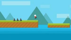 iPhone、iPadアプリ「Mr Jump S」のスクリーンショット 1枚目