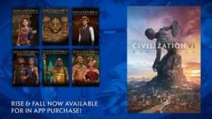 iPhone、iPadアプリ「Sid Meier's Civilization® VI」のスクリーンショット 2枚目