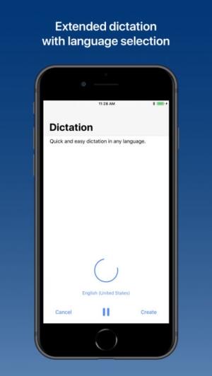 iPhone、iPadアプリ「Drafts 5: Capture ‣‣ Act」のスクリーンショット 5枚目