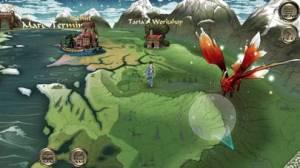 iPhone、iPadアプリ「サガ スカーレット グレイス 緋色の野望」のスクリーンショット 1枚目