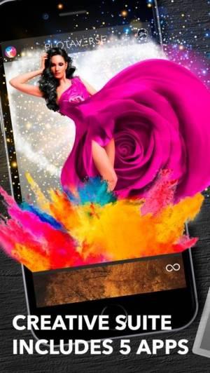 iPhone、iPadアプリ「Plotaverse」のスクリーンショット 1枚目