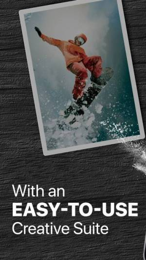 iPhone、iPadアプリ「Plotaverse: Photo Video Editor」のスクリーンショット 3枚目