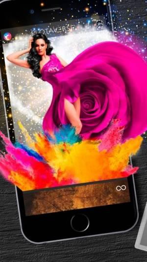 iPhone、iPadアプリ「Plotaverse: Photo Video Editor」のスクリーンショット 1枚目