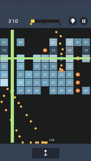 iPhone、iPadアプリ「レンガのブレーカーのパズル」のスクリーンショット 3枚目