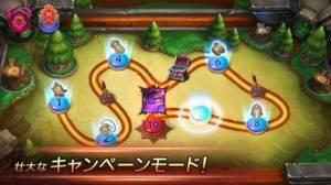 iPhone、iPadアプリ「Dark Quest Champions」のスクリーンショット 5枚目