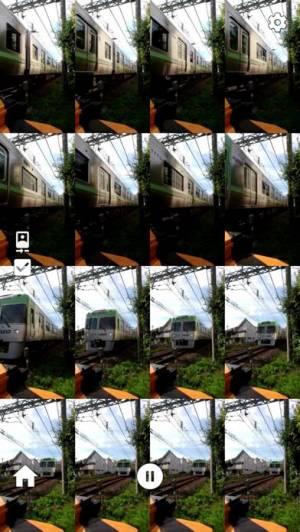 iPhone、iPadアプリ「時撮りカメラ」のスクリーンショット 5枚目
