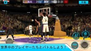 iPhone、iPadアプリ「NBA 2K モバイル バスケットボール」のスクリーンショット 1枚目