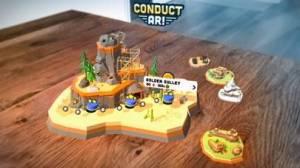 iPhone、iPadアプリ「Conduct AR! - Train Action」のスクリーンショット 2枚目
