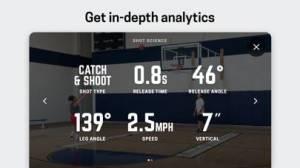 iPhone、iPadアプリ「HomeCourt - The Basketball App」のスクリーンショット 3枚目